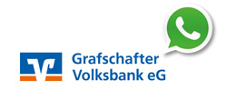 Grafschafter Volksbank WhatsApp